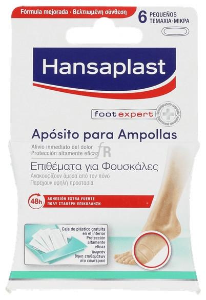 Hansaplast Ampollas Hidrocoloide T- Peq 6 U