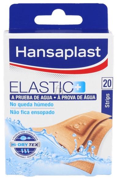 Hansaplast Elastic Resistente Al Agua Aposito Ad - Varios
