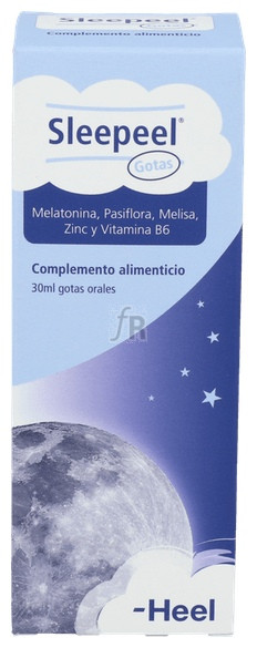 Heel Sleepeel Gotas 30 Ml. - Farmacia Ribera