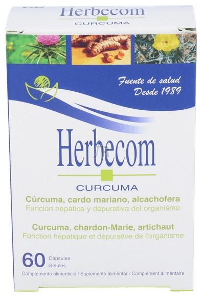 Herbecom 60 Comprimidos