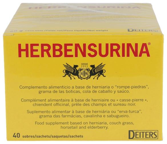 Herbensurina 40 Sobres - Varios