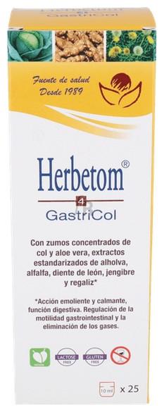 Herbetom 4 Gc Gastricol 250Ml