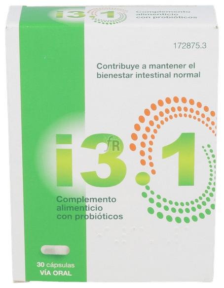 I3.1 30 Cápsulas