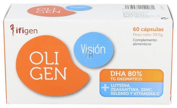 Oligen Vision 60 Capsulas Ifigen