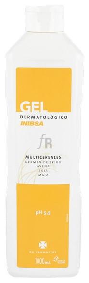 Inibsa Gel Dermatologico Multicereales 1000 Ml - Farmacia Ribera