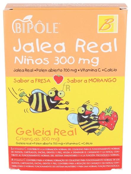 Jalea Real Fresca Infantil Bipole 20 Amp Intersa