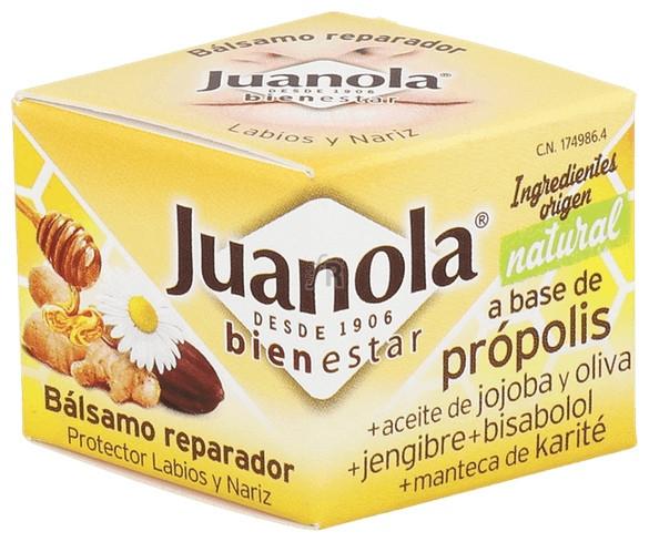 Juanola Balsamo Repararador De Labios y Nariz