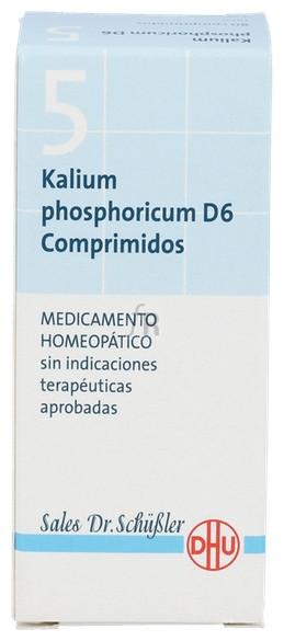 Kalium Phosphoricum Nº5 D6 80 Comp Dhu
