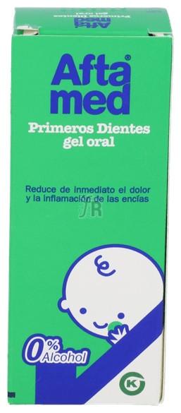 Kern Aftamed Gel Oral Primeros Dientes 15 Ml - Farmacia Ribera
