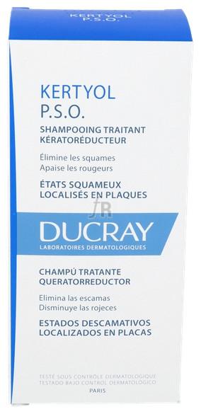 Kertyol-Pso Ducray 125 Ml.