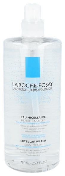 La Roche-Posay Agua Micelar 750 Ml.