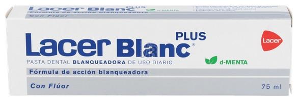 Lacerblanc  Plus 75 Ml. Menta  - Lacer