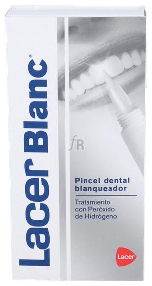 Lacerblanc Pincel Dental Blanqueador 9 G - Lacer