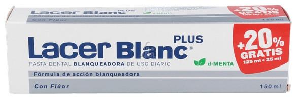 Lacerblanc Plus 125 Ml. Menta + Promocion Lacer