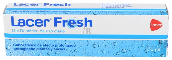 Lacerfresh Gel 75 - Lacer