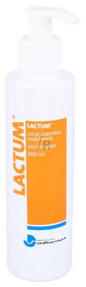 Lactum Leche Corporal 200 ml.