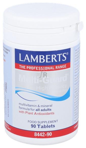 Lamberts Multi Guard 90 Tabletas
