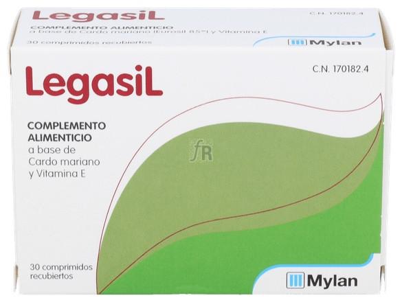 Legasil 30 Comp Recubiertos - Madus
