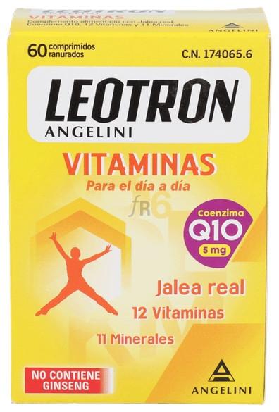Leotron Vitaminas 60 Caps