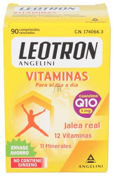 Leotron Vitaminas Angelini Comprimidos 90 Comp