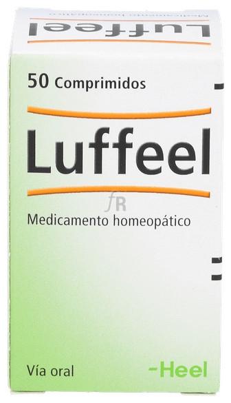 Luffeel Heel 50 comprimidos| Farmacia Ribera