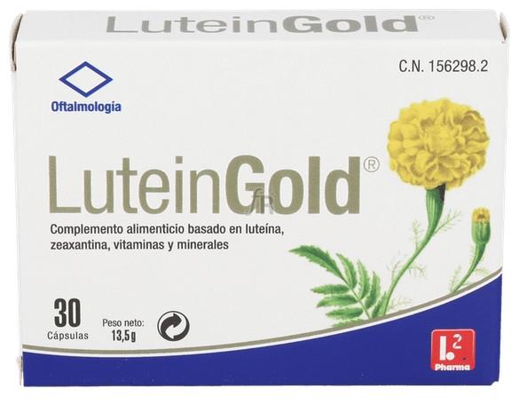 Luteingold 30 Cápsulas - Farmacia Ribera