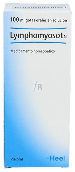 Lymphomyosot N 100 ml gotas