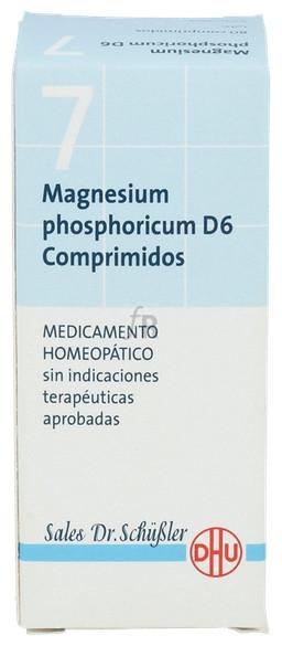 Magnesium Phosphor Nº7 D6 Dhu 80C