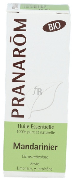Mandarina Aceite Esencial 10Ml Pranarom