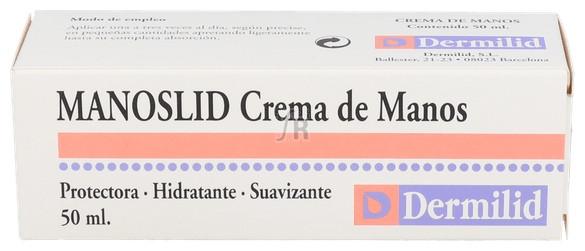 Manoslid Crema De Manos Dermilid - Dermilind