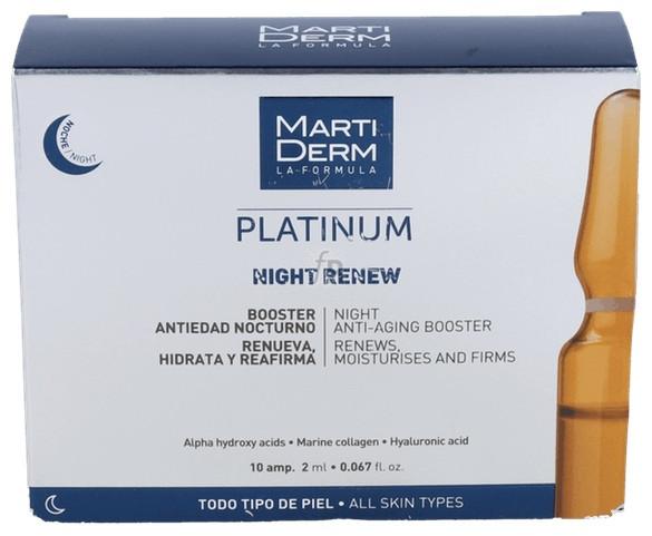 Martiderm Alfa Peeling Ampollas 10 Amp - Varios