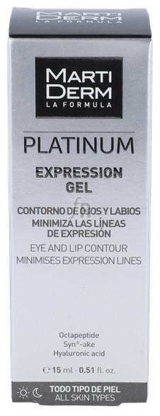 Martiderm Expression Contorno Ojos Y Labios 15 M - Farmacia Ribera