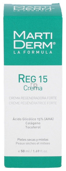 Martiderm REG 15 Crema Regeneradora Forte - Farmacia Ribera