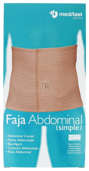 Medilast Faja Abdominal Simple M - Farmacia Ribera