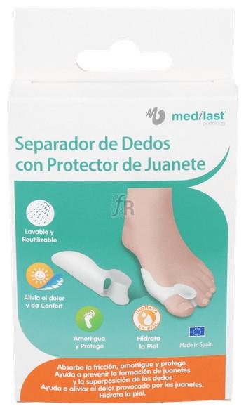 Medilast Separador De Dedos Con Protector De Juanete Unica - Farmacia Ribera