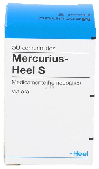 Mercurius-Heel S 50 comprimidos