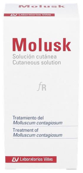 Molusk Solucion Cutanea 3.5 G - Laboratorios Viñas