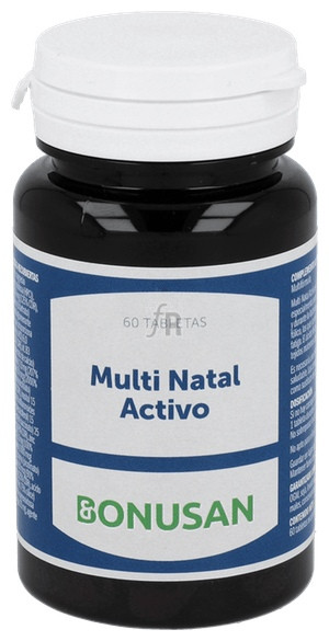 Multi Natal Activo 60 Comp. - Bonusan