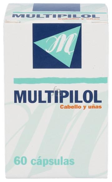 Multipilol 60 Cápsulas