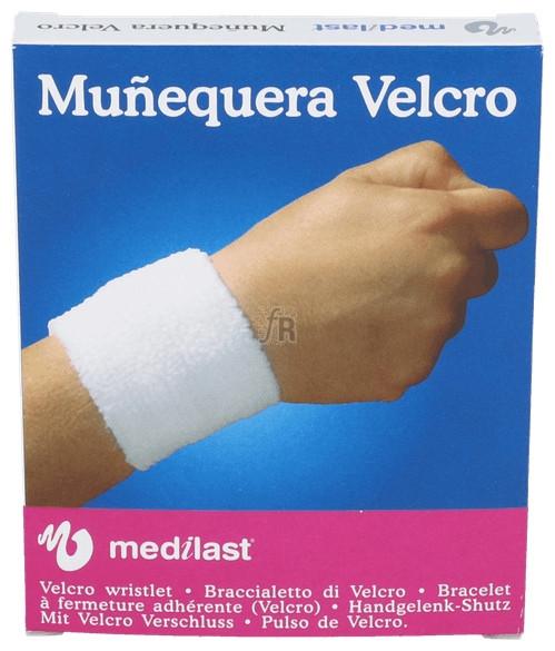 Muñequera Medilast Beige Velcro T-M - Varios