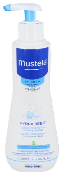 Mustela Hydra-Bebe Cuerpo 300 Ml