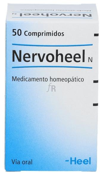 Nervoheel N 50 comprimidos - Farmacia Ribera