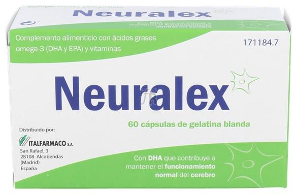 Neuralex 60 Capsulas - Italfarmaco