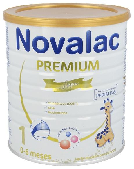 Novalac Premium 1 Leche Para Lactantes 800 G - Varios