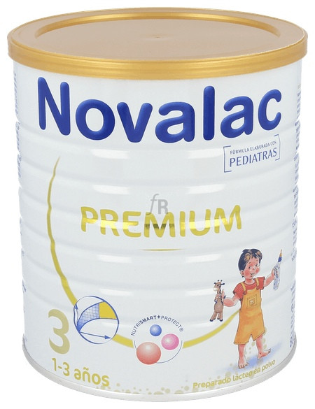 Novalac Premium 3 Preparado Lacteo 800 G - Varios