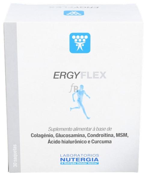 Ergyflex 30 Sobres Nutergia
