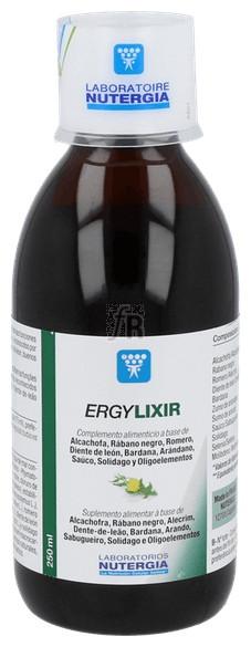 Nutergia Ergylixir 250 ml
