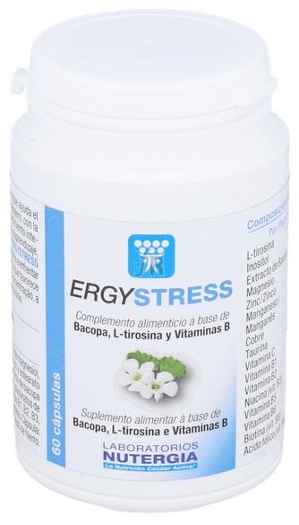 Nutergia Ergystress 60 Cápsulas - Farmacia Ribera