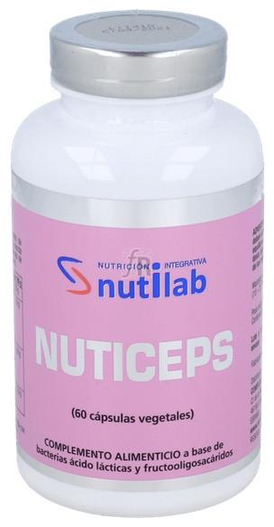 Nuticeps 60Caps Nutilab - Nutilab