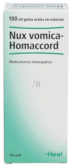 Nux vomica-Homaccord 100 ml gotas